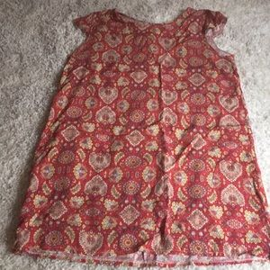 Summer dress made in Italy